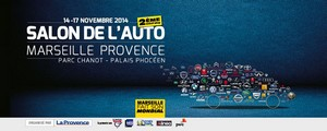 SALON DE L'AUTO VENDREDI 14 NOVEMBRE 2014