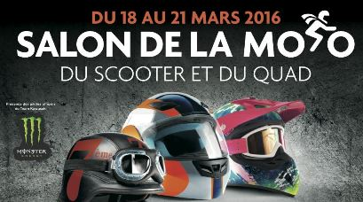 Salon du scooter et de la moto Marseille Parc Chanot
