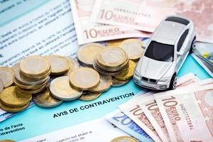 Infractions routières. Combien ont rapporté les amendes en 2015 ?