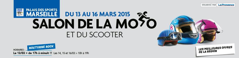 Salon de la moto et du scooter Marseille Palais des Sports