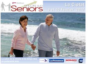 salon des seniors à la Ciotat